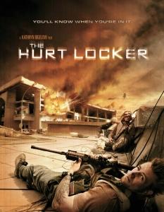 Movied directed by winner of Best Director, Kathryn Bigelow