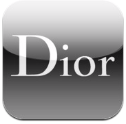 photo courtesy of iTunes and Dior app